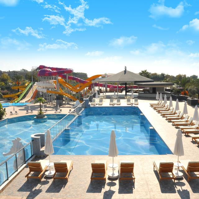 Hotel Dream World Palace
