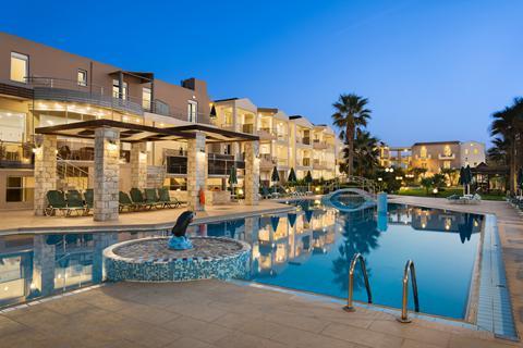 All inclusive zonvakantie Kreta - Aparthotel Maleme Mare Beachside