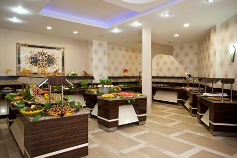 All inclusive zonvakantie Turkse Rivièra - Hotel Monte Carlo
