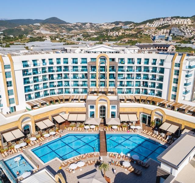 Meer info over Hotel The Lumos Deluxe Resort & Spa  bij Sunweb zomer