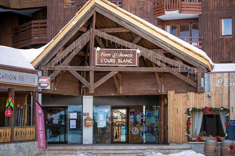 Top skivakantie Alpe d'Huez Grand Domaine Ski ⛷️Résidence Maeva Home L'Ours Blanc