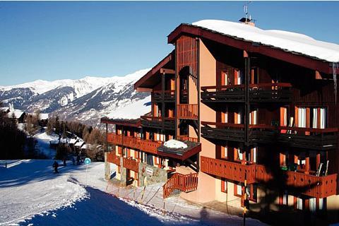 Goedkope wintersport Paradiski ⛷️Résidences Maeva Home Le Hameau du Sauget