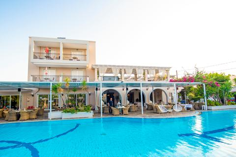 Last minute zonvakantie Kos - Appartementen Peridis Family Resort