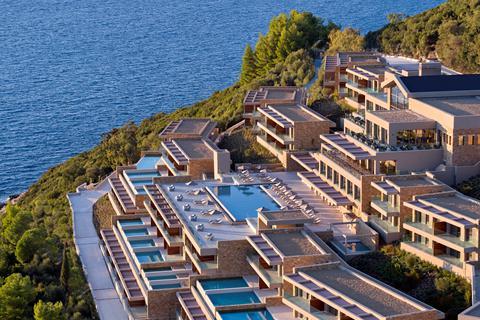 Korting zonvakantie Epirus (Parga) 🏝️Hotel MarBella Elix