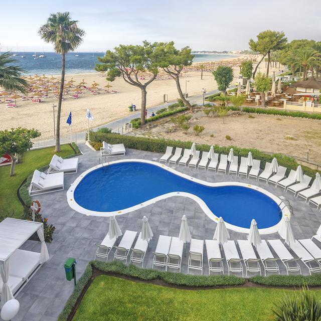 Appartementen Sand Beach