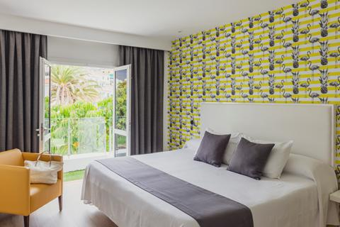 Goedkope zonvakantie Tenerife - Appartementen Flamingo Beach Mate