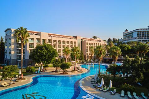 Goedkope zonvakantie Turkse Rivièra - Hotel Horus Paradise Luxury Resort