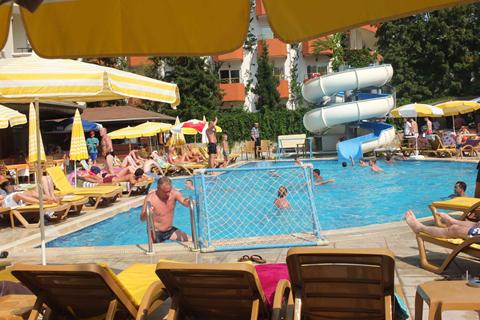 Last minute vakantie Turkse Rivièra 🏝️Hotel Kaila City