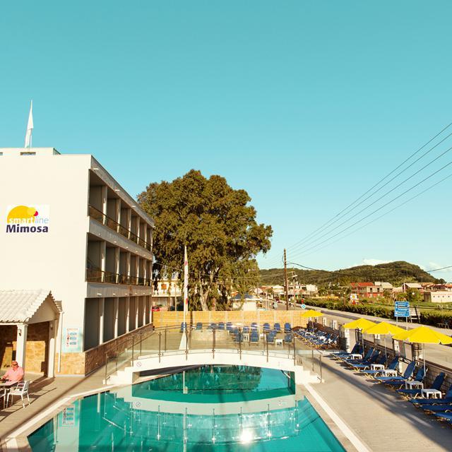 Hotel Mimosa beoordelingen