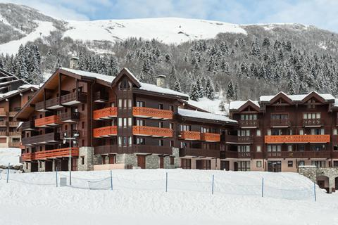 TIP wintersport Le Grand Domaine ⛷️Rés. Maeva Home Athamante et Valériane