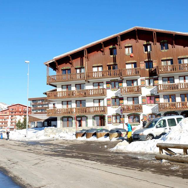 Meer info over Résidence Chalet Club IV - Blanchot  bij Sunweb-wintersport