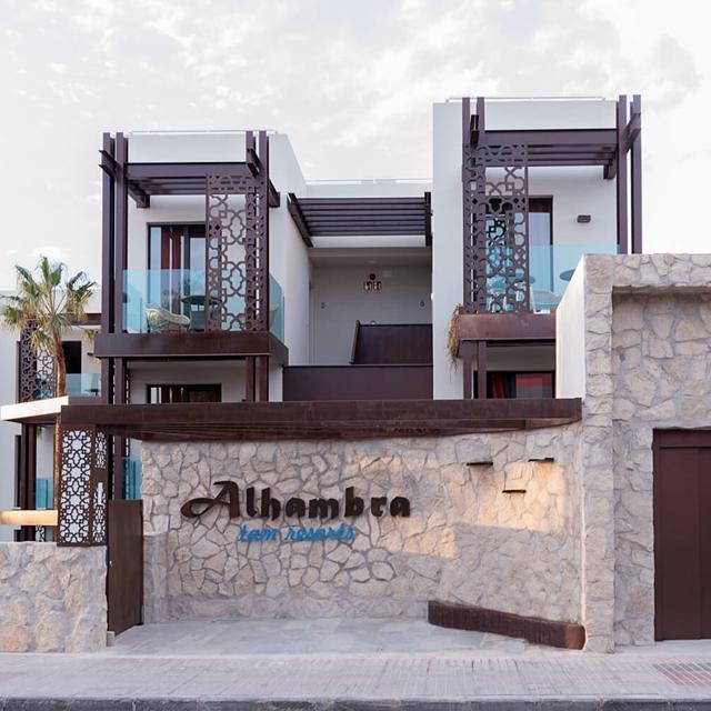 Appartementen Alhambra Boutique