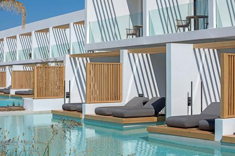 Goedkope zonvakantie Kos - D' Andrea Lagoon All Suites