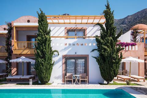 Last minute vakantie Kos 🏝️Hotel Mitsis Blue Domes Resort & Spa