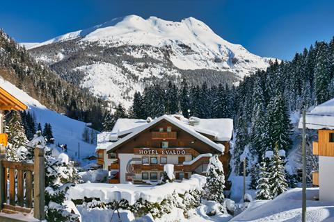 TOP DEAL wintersport Dolomiti Superski ⛷️ Hotel Evaldo