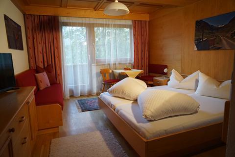 Korting skivakantie Sölden-Hochsölden ⛷️Pension Villa Cornelia - (Logies/ontbijt)