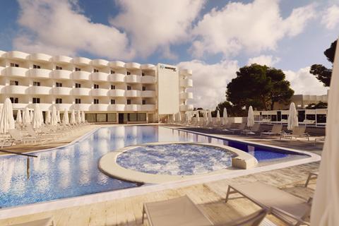 Goedkope zonvakantie Mallorca - Fido Tucan Hotel