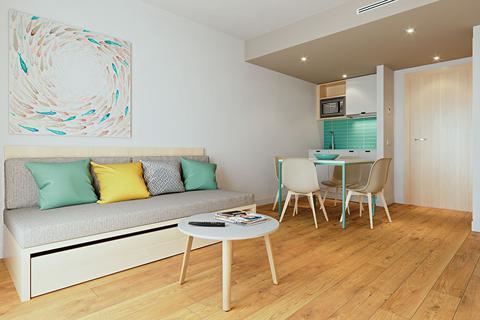 Goedkope zonvakantie Mallorca - Universal Aparthotel Elisa