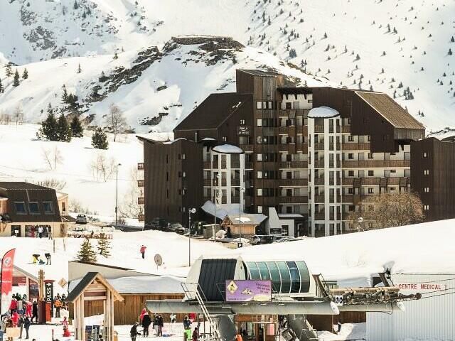 Alpe d'Huez - Résidence Maeva Home Les Mélèzes