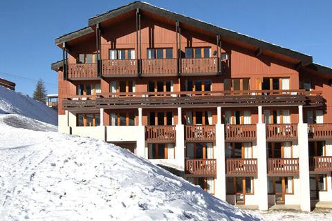 Super skivakantie Paradiski ⛷️Résidence Maeva Home La Marelle et Le Rami