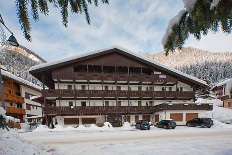 TOP DEAL skivakantie Dolomiti Superski ⛷️ Hotel Diana