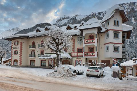 Top wintersport Dolomiti Superski ⛷️Hotel Bernard
