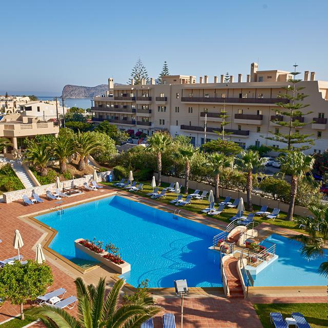 Giannoulis Santa Marina Beach Resort