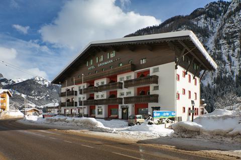 Goedkoop op wintersport Dolomiti Superski ⛷️Hotel Grohmann