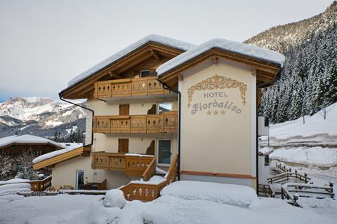 Super skivakantie Dolomiti Superski ⛷️Hotel Fiordaliso