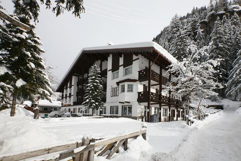 Top skivakantie Dolomiti Superski ⛷️Park Hotel Faloria