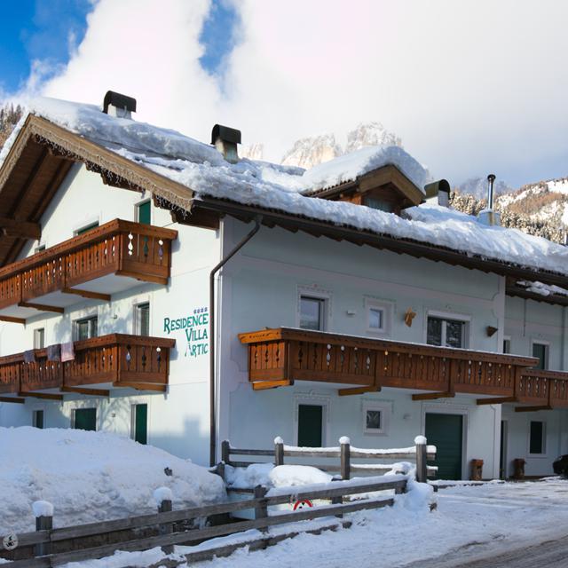 Villa Artic Appartementen