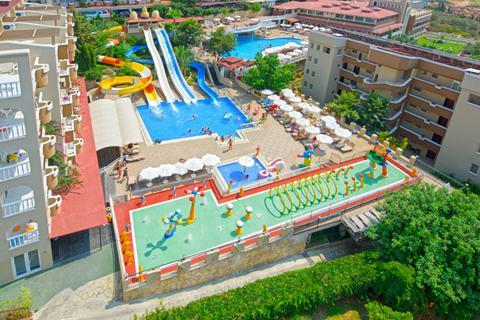 Deal zonvakantie Turkse Rivièra - Hotel Club Paradiso