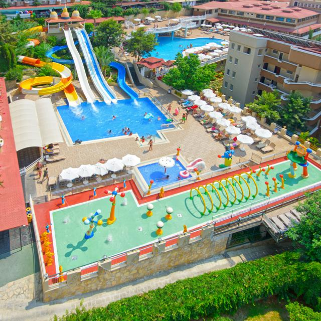 Alanya - Hotel Club Paradiso