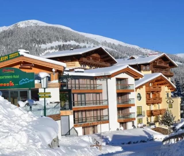 Appartementen Sonneck Tirol