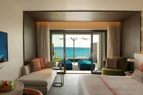Voordelige zonvakantie Kos - Hotel Mitsis Summer Palace Beach