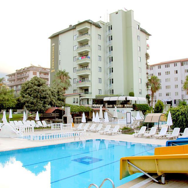 Alanya - Appartementen Green Park