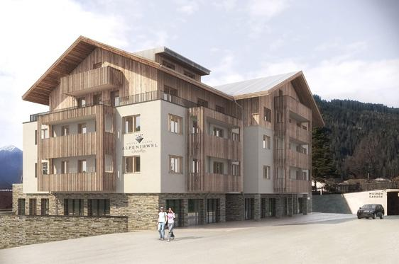 Hotel Alpenjuwel Residenz - Zomer