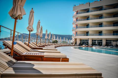 Goedkope zomervakantie Karpathos - Hotel Konstantinos Palace