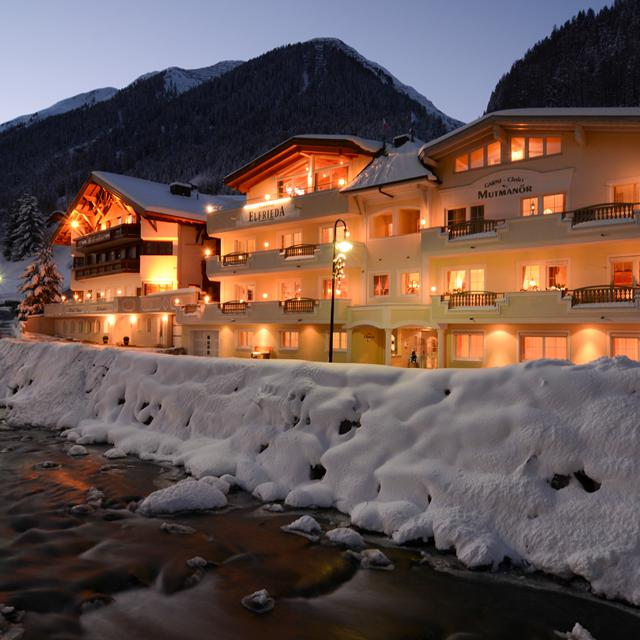 Ischgl - Hotel Garni Elfrieda