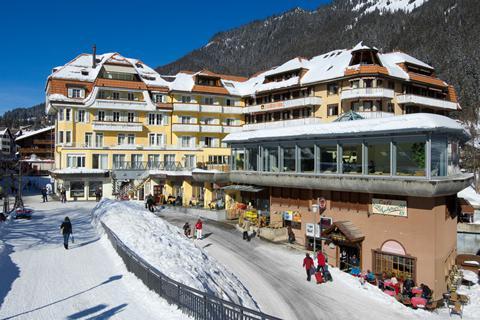 Korting skivakantie Jungfrau Region ⛷️Hotel Silberhorn