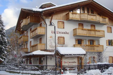 Goedkoop op skivakantie Val di Sole ⛷️Hotel La Locanda