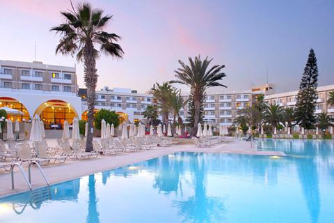 All inclusive zonvakantie Cyprus. - Hotel Louis Phaethon Beach