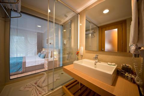 Goedkope zonvakantie Turkse Rivièra - Hotel Limak Limra