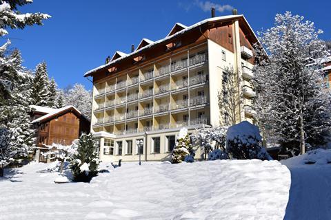 Fantastische skivakantie Jungfrau Region ⛷️Hotel Wengener Hof