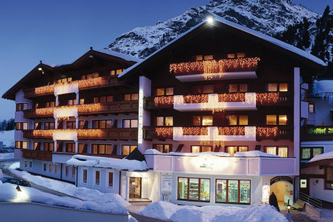 Geweldige wintersport Pitztal ⛷️Hotel Andreas Hofer