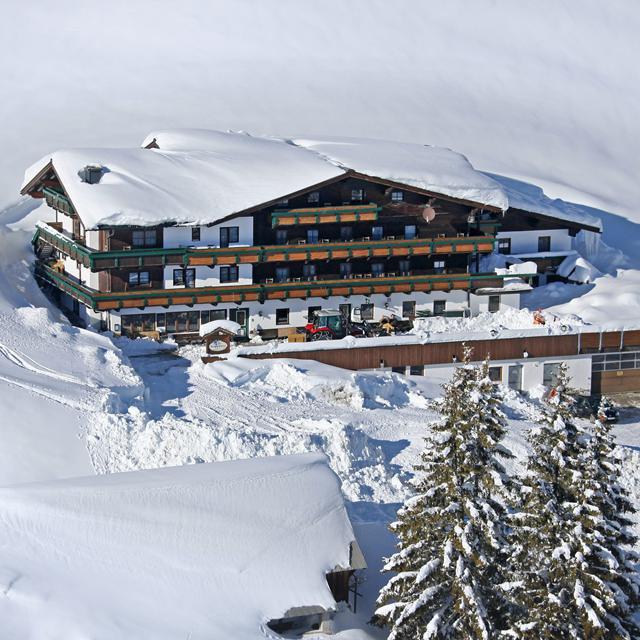Almhotel Kopphütte Salzburgerland