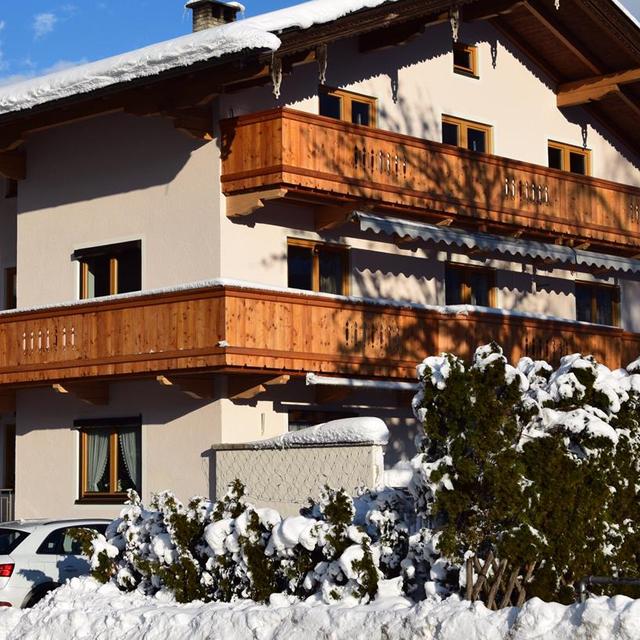 Appartementen Garber Tirol