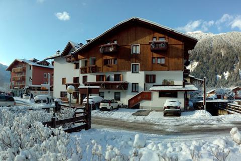 Korting skivakantie Dolomiti Superski ⛷️Hotel Orso Grigio