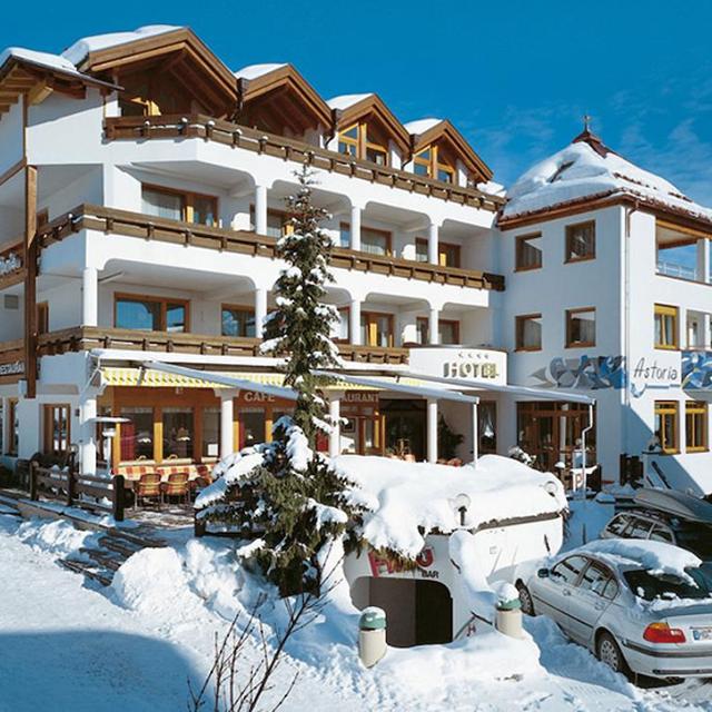 Hotel Astoria Tirol
