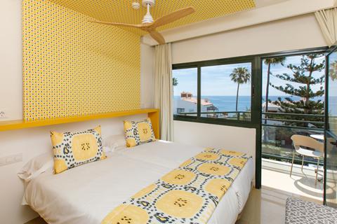 Goedkope zonvakantie Gran Canaria - Appartementen Africana